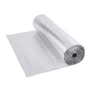 Biard Rouleau de papier bulle étanche pour isolation thermique et acoustique en mobil-home et maison 1,2mx10m 200g/m² ( Neuf Marketplace )