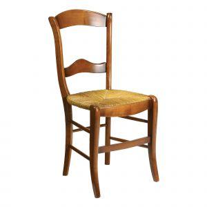 Lot de 2 chaises Margot dos classique.