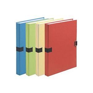 Chemise dossier extensible jusqu'à 13 cm Exacompta Forever - couleurs assorties - Lot de 10