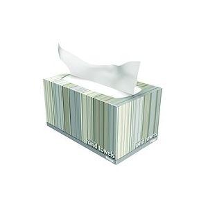 Papier essuie-mains pliage enchevêtré Kleenex - Boîte de 70