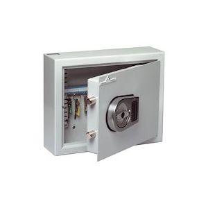 Armoire haute sécurité 10 clés Hartmann fermeture à serrure électronique gris clair
