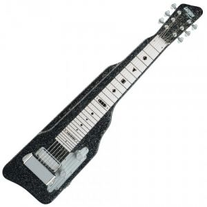 GRETSCH GUITARS G5715 LAP STEEL - BLACK SPARKLE
