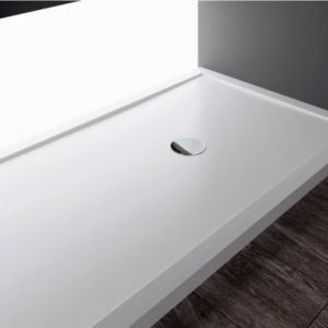 Receveur de douche rectangulaire Olympic Plus Blanc h4.5x160x70 - NOVELLINI