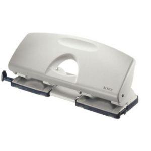 5012-03-85 - Perforateur 4 trous 5012, capacité 25 feuilles, coloris gris
