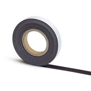 61563-09 - Bande magnétique auto-adhésive, 45 mm x 10 m