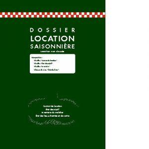 Contrat de location exacompta comparer 25 offres - Inventaire location meublee saisonniere ...