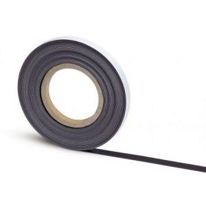 61561-09 - Bande magnétique auto-adhésive, 35 mm x 10 m