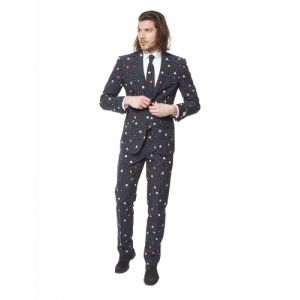 Costume Pac-Man Opposuits® homme M (50)