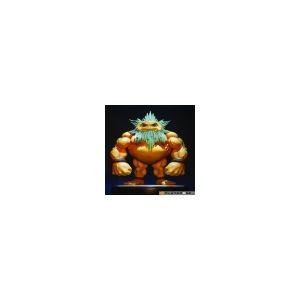 Legend of Zelda - Darunia : Goron Leader 15 inch Statue [MIX] [Figurine]