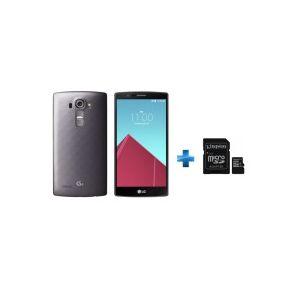 LG G4 32Go titane LG G4 32GO TITANE   KINGSTON 32GB microSDHC Class 10 UHS I 45MB/s Read Card   SD Adapter SDC10G2/32GB