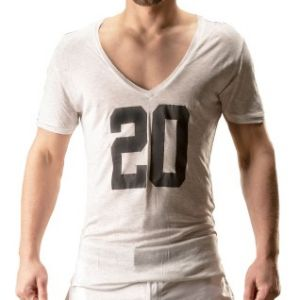 T-Shirt Guapo Gris - Noir Barcode