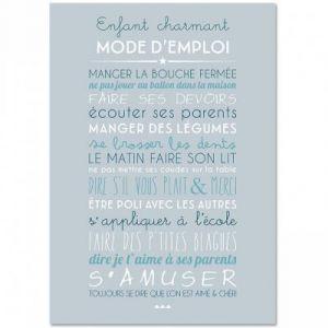 Carte Enfant Charmant (15 x 21 cm)