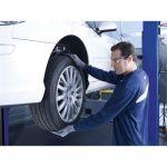 Forfait montage + équilibrage + valve pour pneus utilitaires