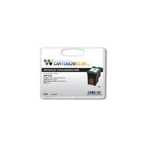 Cartouche d'encre marque GG pour HP 342 couleur