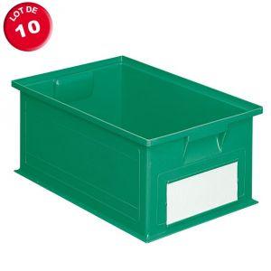 boite de rangement carton vert comparer 69 offres. Black Bedroom Furniture Sets. Home Design Ideas