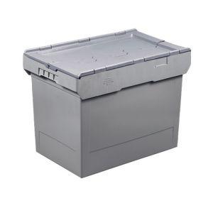Caisse rangement empilable comparer 61 offres - Petite boite plastique pas cher ...