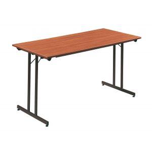 Table teck rectangulaire comparer 307 offres - Table rectangulaire pliable ...