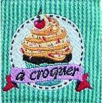 A Croquer, étiquette