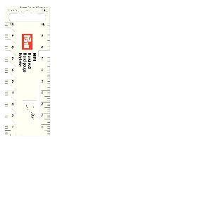 Mini Réglette Prym, 11.5 X 4.0 cm