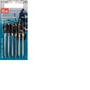 Aiguilles canevas sans pointe N°14 Prym