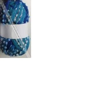 Laine TONIA POMPON, pelote de 100 g, 30 M, SCHOELLER