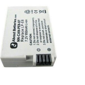 Batterie pour CANON REBEL T3I