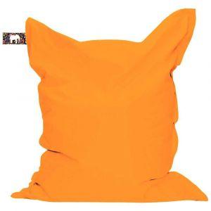 Coussin géant 140x140cm orange