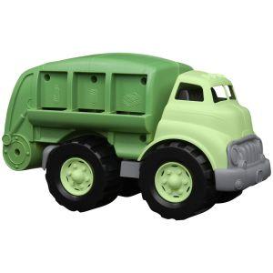 Camion de recyclage écologique
