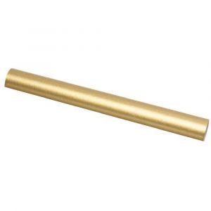 Feuilles affiche couleur métallisées or, 75 g, 60x80 cm - Paquet de 10