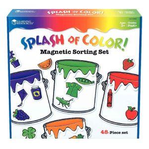 Les pots de peintures magnétiques