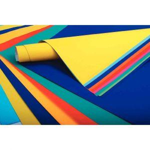 Feuilles affiche couleurs éclatantes blanc, 75 g 60x80 cm - Paquet de 25