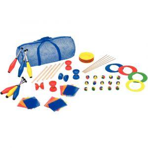 Méga kit de jonglerie pour 25 enfants