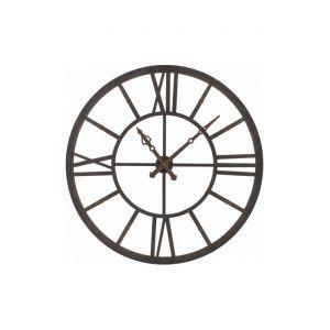 Horloge murale style industriel à LED Factory