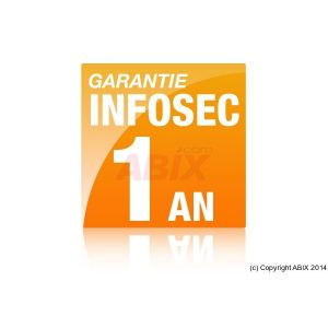 Extension de garantie 1AN X4 RT & E2 LCD 800VA