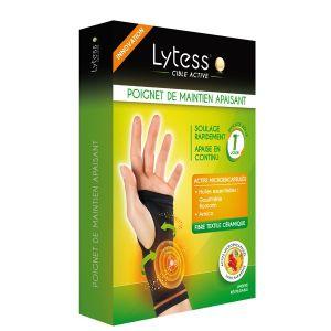 Lytess Cible Active Poignet de Maintien Apaisant T3 Noir