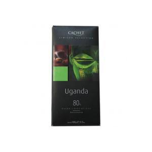 Chocolat uganda 80% cacao 100g