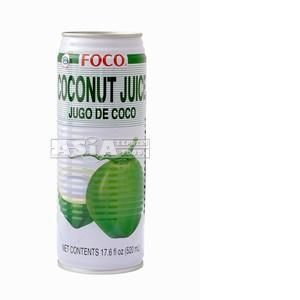 JUS DE COCO ET CHAIR 500ML FOCO