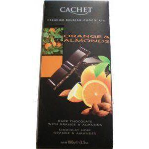 Chocolat orange amande 100gr