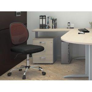 bureau droit avec tiroirs comparer 39 offres. Black Bedroom Furniture Sets. Home Design Ideas