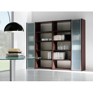 bibliotheque bois wenge comparer 63 offres. Black Bedroom Furniture Sets. Home Design Ideas