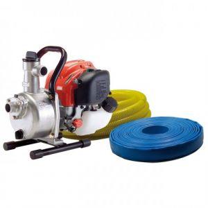 Motopompe 4 temps moteur Honda 25 cc SEH-25L + accessoires CAMPEON