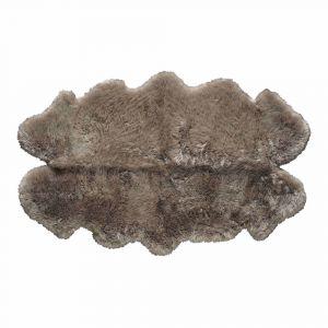 Tapis fourrure rose comparer 33 offres - Tapis peau de mouton conforama ...