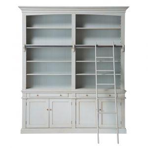 meuble bibliotheque classique comparer 109 offres. Black Bedroom Furniture Sets. Home Design Ideas