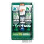 Coffret complet lavage oculaire Quicksafe Box