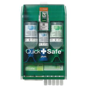 Station Quicksafe Box industrie chimique