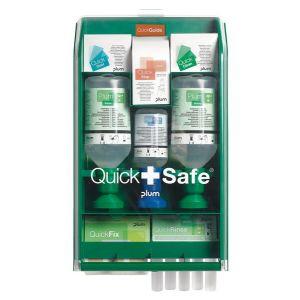 Station lavage oculaire Quick Safe complète