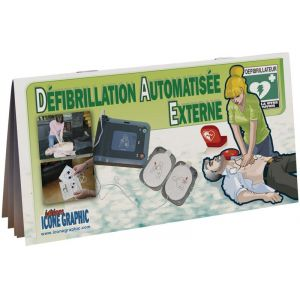 Mémento DAE : Défibrillation Automatisée Externe