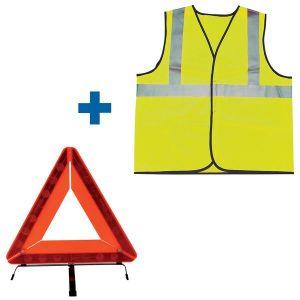 triangle securite comparer 434 offres. Black Bedroom Furniture Sets. Home Design Ideas