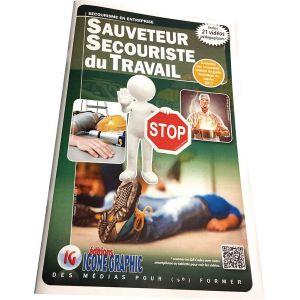 Livre Sauveteur Secouriste du Travail (SST)