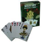 Jeu de Cartes US Army